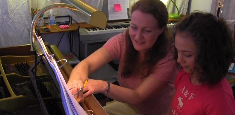 Cape Ann Piano Studio, Julie Cleveland – Instructor