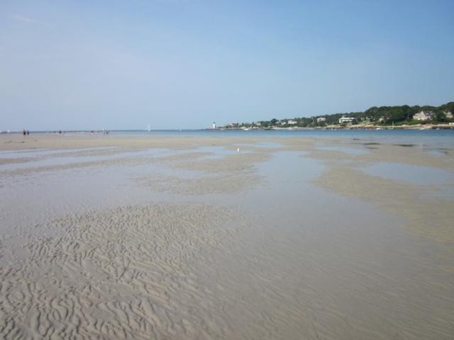 My favorite beach-Wingaersheek, in Gloucester