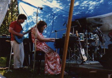 Rockport Acoustic Festival 1989.